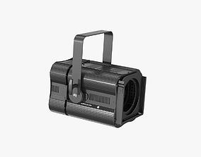 3D model DTS Conventional Projectors LED Scena 200