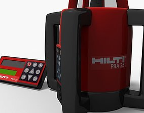 3D Hilti Rotary Laser RP25