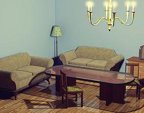 Various Furniture Pack 3D model