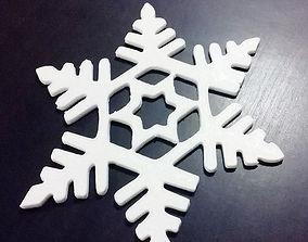 3D printable model Fiocco di neve
