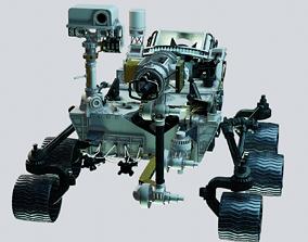 MARS 2020 Rover 3D model