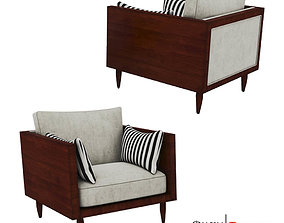 3D model sofa 1-Set vol2
