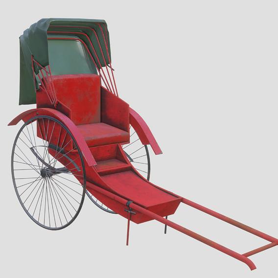 Hong Kong Rickshaw