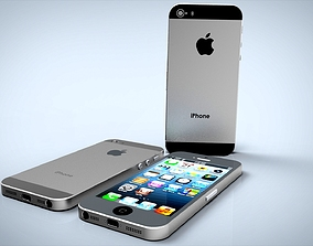 iphone 5s touch 3D print model