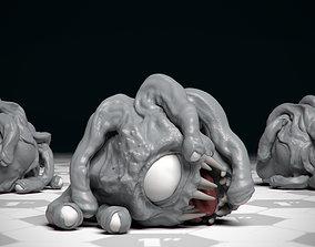 Dead Beholder - DnD Monster - 1 Pose 3D print model