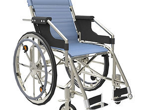 3D Wheel chair