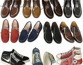 clothing Footwear 3D
