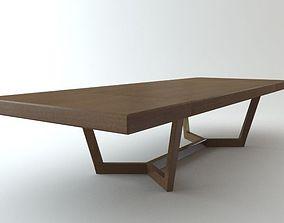 3D model Obi Ceccotti Collezioni table desk