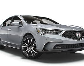 Honda Legend 2021 3D model
