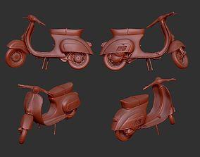 vespa Vespa 50s 3D print model