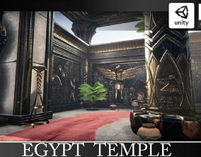 3D Ancient Egypt Temple