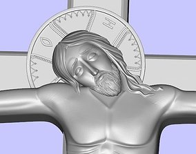 3D print model The Crucifixion of Jesus