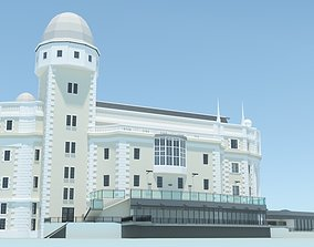 3D model Urania - Vienna Austria