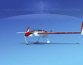 Rutan VariEze V11 3D model