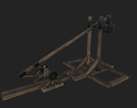 3D model Catapul