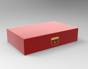 Jewelry Box 3D asset