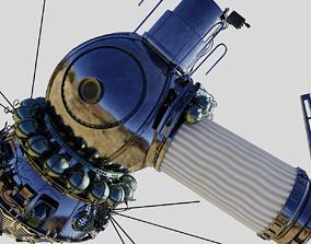 voskhod 3D model