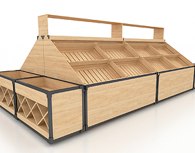 Shelf 3D model 20