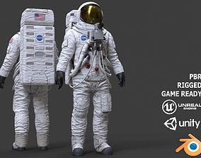 3D model CS03 Space Suit LITE VERSION