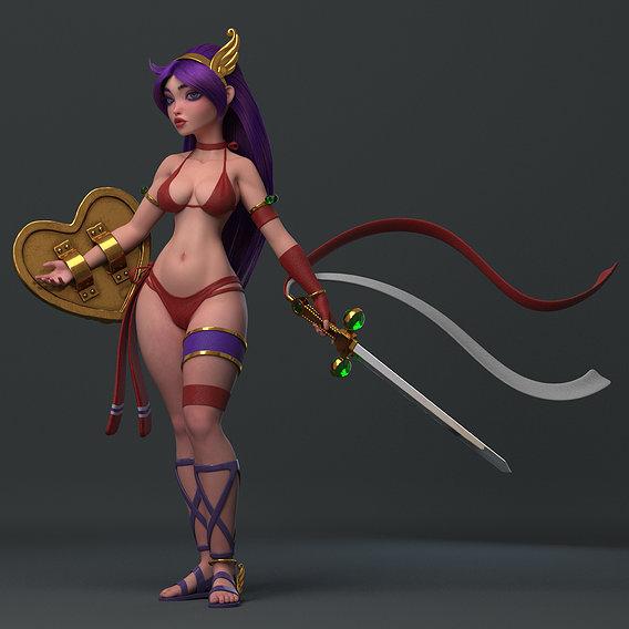 Athena (SVC Chaos)