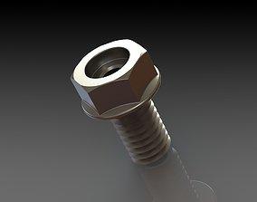 3D model Vent bolt