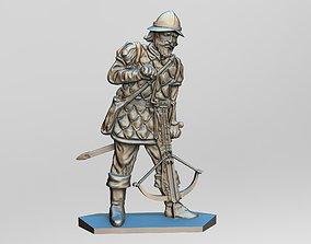 Conquistador 3 3D print model