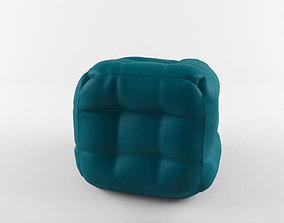 SOFT POUF armchair 3D