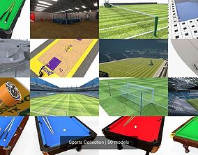 3D model Sports Collection
