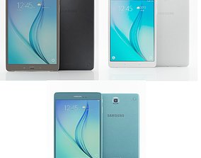 Samsung Galaxy Tab E 9 7 Collection 3D