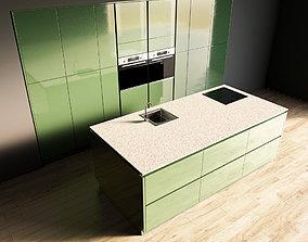 71-Kitchen11 glossy 6 3D