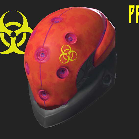 Project 2 - Toxic Red