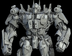 optimusprime Robot 3D model