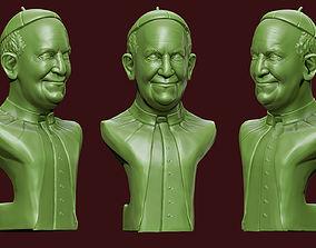miniatures Pope Francis 3D print model