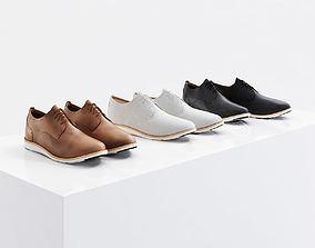3D model Formal shoes for men
