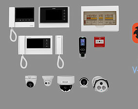 3D Security Collection Appliance Gadgets