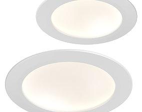 3D 220 Riverbe Lightstar Recessed spotlight