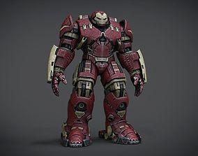 3D asset Hulk Buster