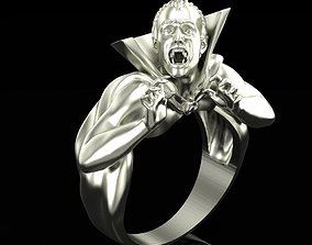 Ring Count Dracula 3D print model