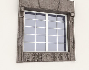 Window Frame 09 3D asset