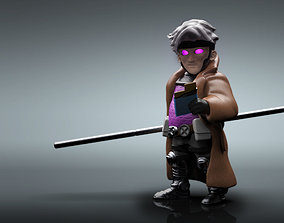 3D printable model Chubby Gambit