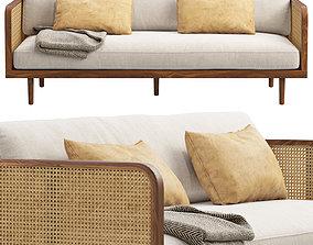 3D Joybird Clea sofa
