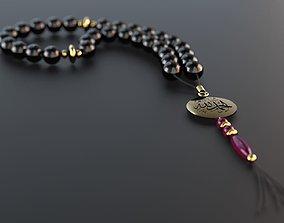 3D print model islamic rosary