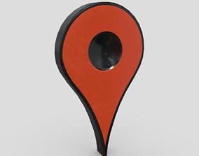 3D model Map Pointer 2