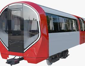 3D New tube for London