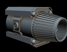 3D Starship part 8