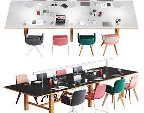 3D model OrangeBox - Conference Table BAE