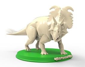 extinct Albertaceratops Printable