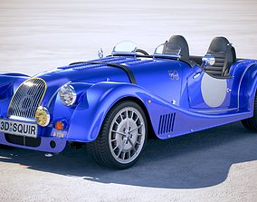 3D Morgan Plus 8 50th Anniversary 2018