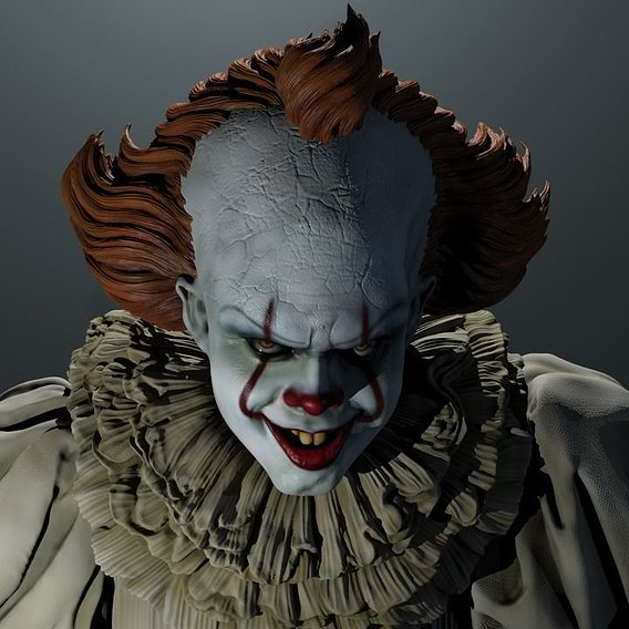 It (2017) - Pennywise