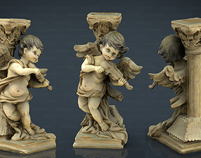 3D model Angel 9